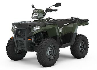 Quad Polaris Sportsman 570 EPS - 1