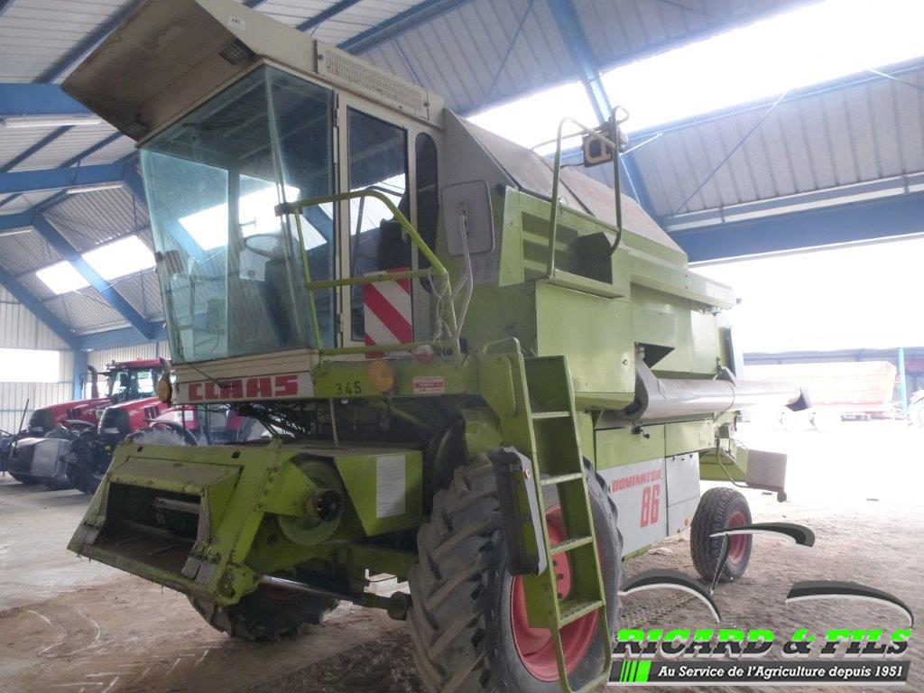 Moissonneuse batteuse Claas DOMINATOR 86 - 1