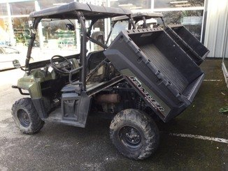 Quad - transporteur Polaris Ranger 900 - 2