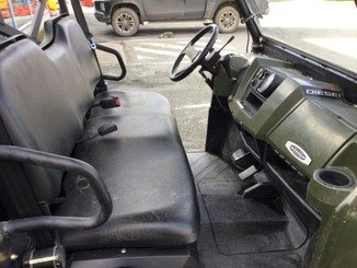 Quad - transporteur Polaris Ranger 900 - 4