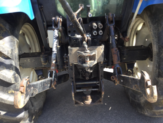 Tracteur agricole New Holland T5050 - 4
