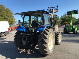 Tracteur agricole New Holland T5050 - 3